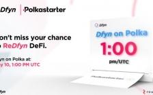 Dfyn Network今天将在Polkastarter上启动IDO
