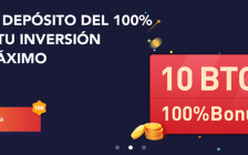Bexplus提供100倍杠杆率的加密货币交易并使您的存款翻倍