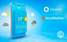 AccuWeather 和 Chainlink 在区块链中的天气数据